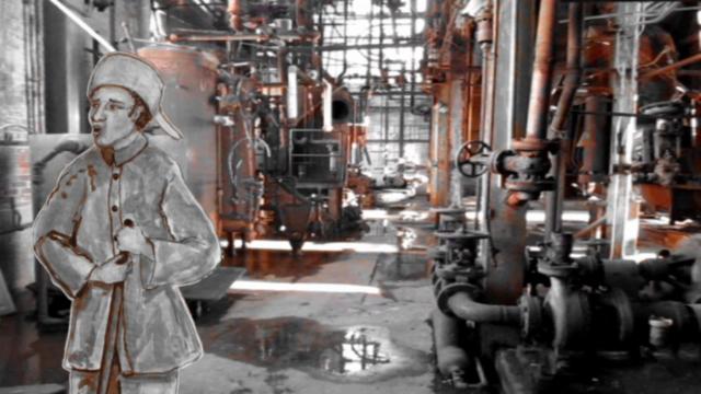 Factory video still